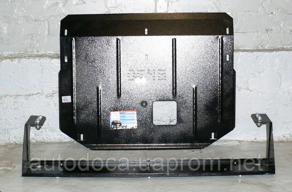 Захист картера двигуна і кпп Ford Transit Custom 2012-