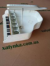 Мини-бар Рояль с рюмками, фото 3