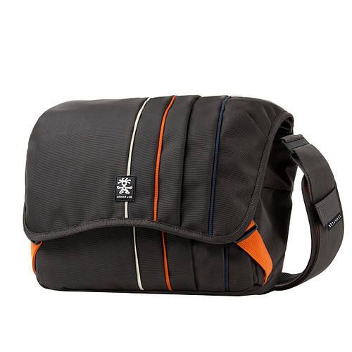 Сумка для зеркального фотоаппарата Crumpler Jackpack 7500 (grey black/orange), JP7500-005