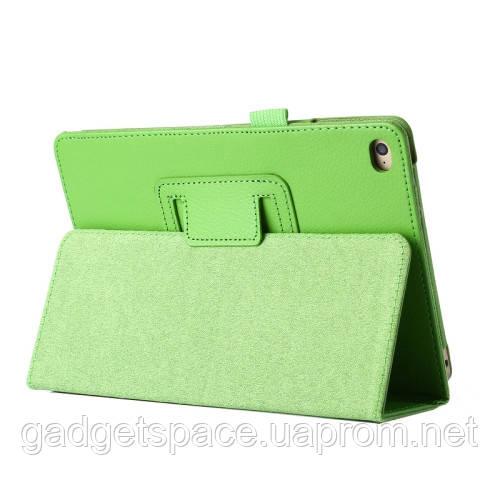 Зеленый чехол обложка для Apple iPad Pro из синтетической кожи. - gadgetspace.com.ua в Киеве