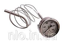 Термометр для духовки з капіляр 1500 мм (0-500°С)