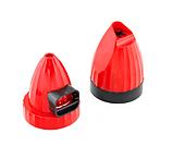 Соковыжималка Meileyi 2в1 Juicer and Ice Cream шнековая ручная универсальная с набором насадок Красная, фото 5