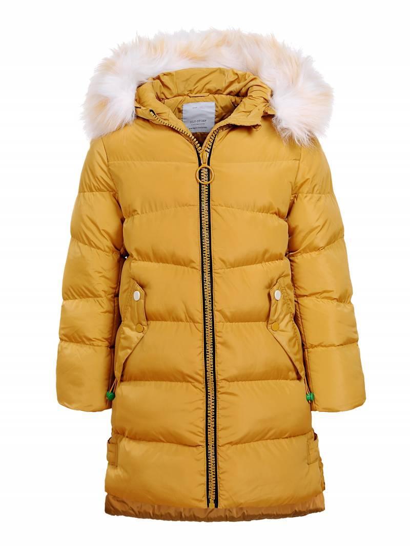 Зимові куртки для дівчини Glo-Story