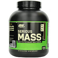 Serious Mass Optimum Nutrition, 2.7 кг
