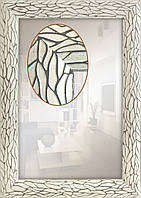 Зеркало в раме для ванной прихожей спальни салон красоты | Дзеркало в рамі для ванній, передпокої, спальні,