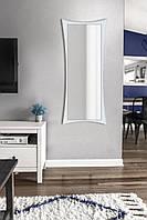 Дзеркало настінне біле 1300х550, фото 1