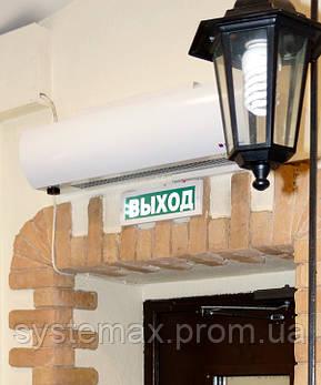 Тепломаш КЭВ-4П1152Е - электрическая тепловая завеса, фото 2