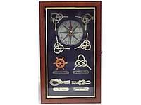 Ключница-часы Узлы алKC2515A
