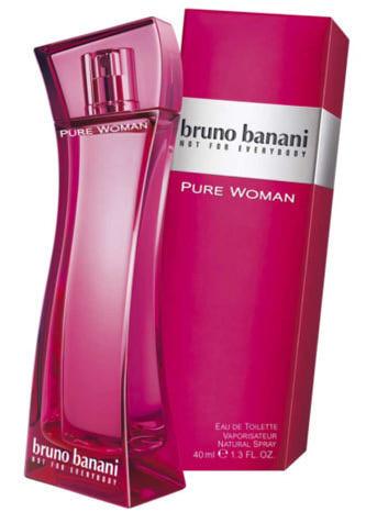 Духи женские Bruno Banani Pure Woman (Бруно Банани пьюр Вумэн)