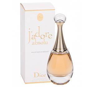 Парфюмированная вода Christian Dior J'adore Absolu для женщин  - edp 50 ml