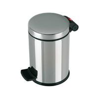 Ведро для мусора с педалью hailo trento 4 (4 литра)