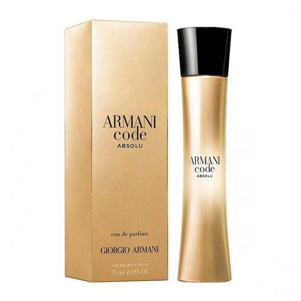 Giorgio Armani Code Absolu Femme 12,5ml Парфумована вода для жінок Розпив Оригінал