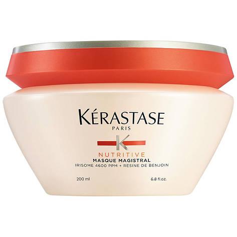 Маска для інтенсивного живлення сухого волосся Kerastase Nutritive Masque Magistral, фото 2