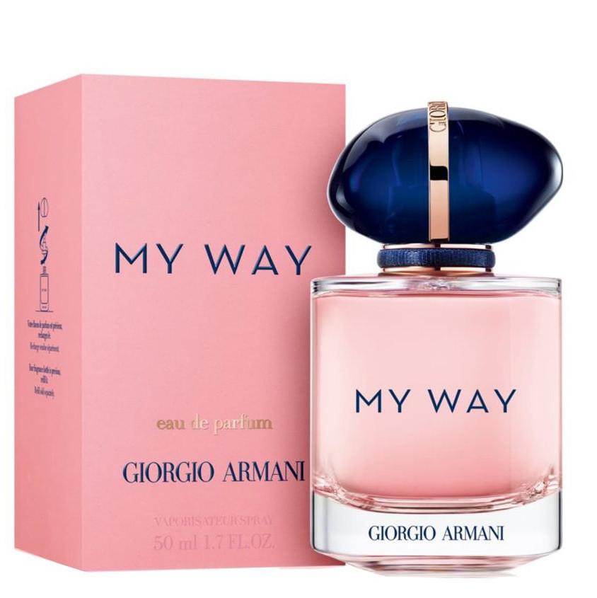 Парфюмированная вода Giorgio Armani My Way для женщин  - edp 50 ml