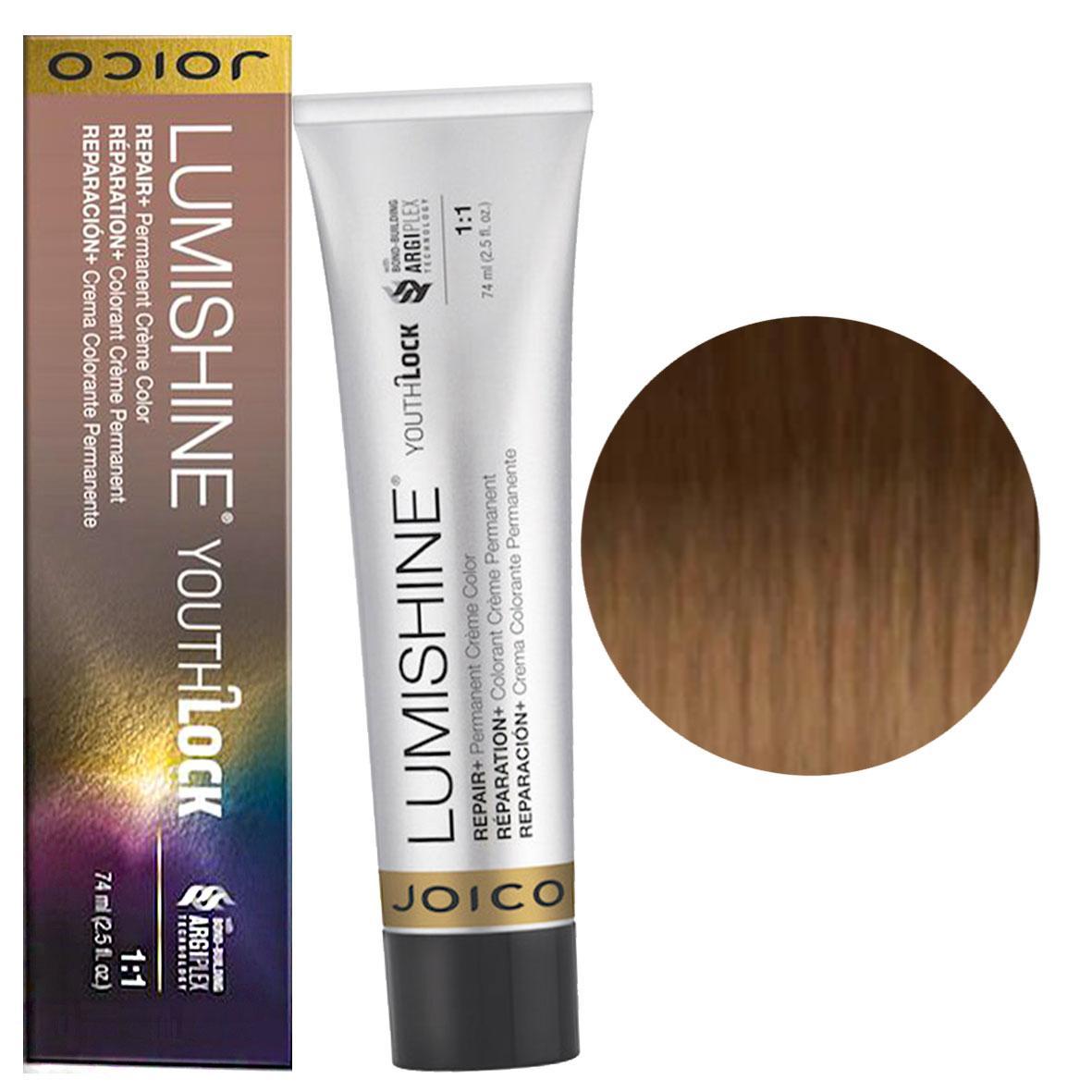 Фарба для сивого волосся Joico LumiShine YouthLock 74 мл 9NNG/9.003 Світлий блондин натурально-золотистий