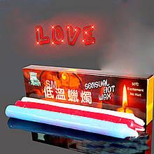 Набор свечей для игр