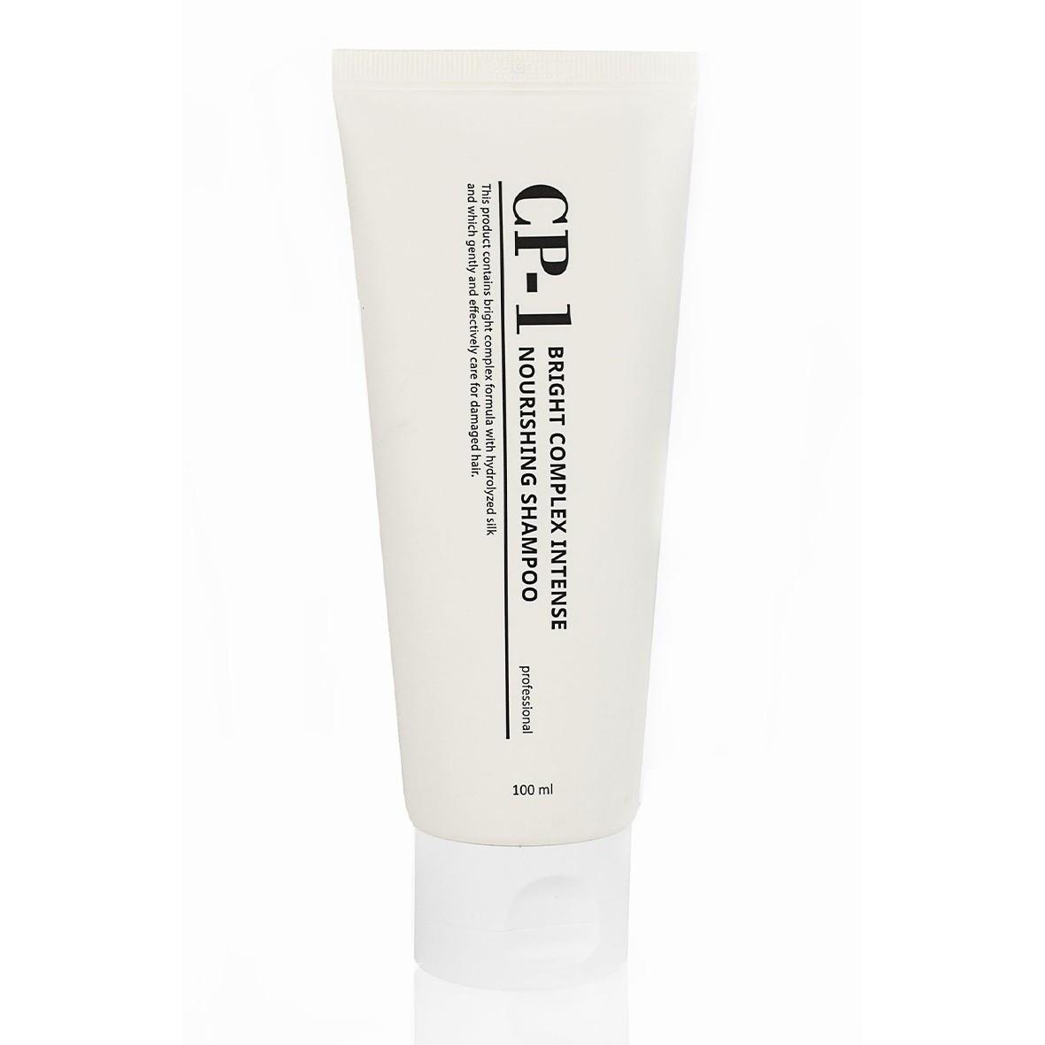 Интенсивно питающий шампунь с протеинами Esthetic House CP-1 Nourishing Shampoo 100 мл