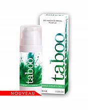 Пролонгирующий гель TABOO DELAY gel, 30 ml