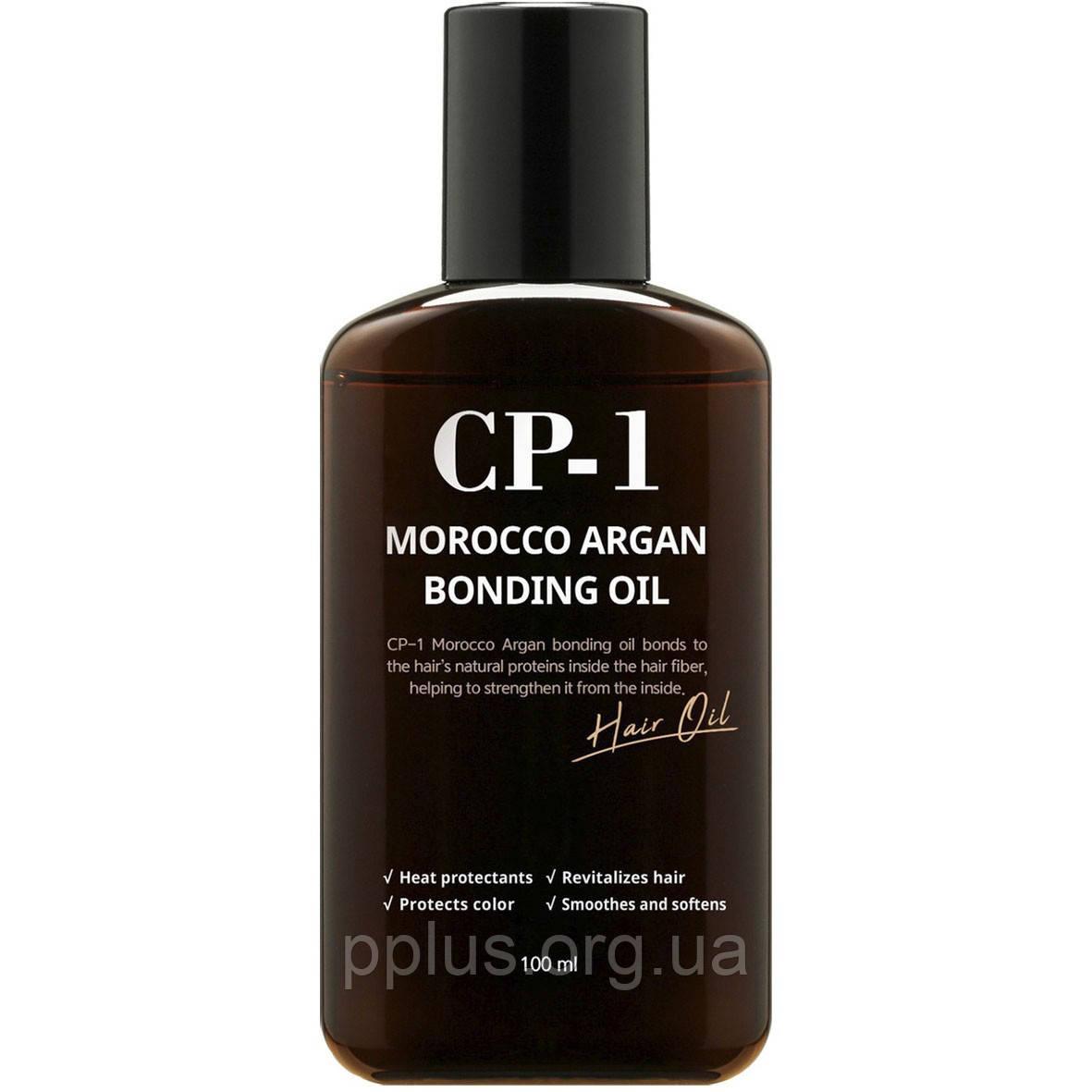 Арганова олія для волосся Esthetic House CP-1 Morocco Argan Bonding Oil 100 мл