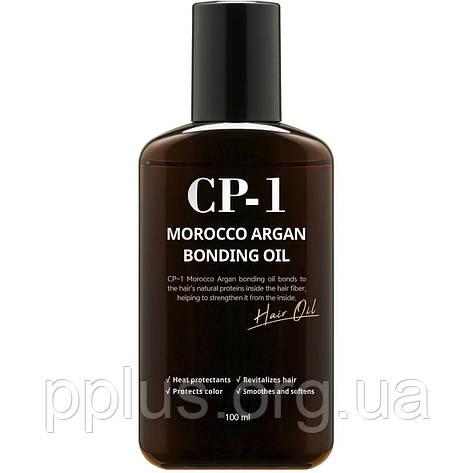 Арганова олія для волосся Esthetic House CP-1 Morocco Argan Bonding Oil 100 мл, фото 2