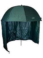 Зонт палатка для рыбалки Ranger Umbrella 2.5M RA 6610, темно-зеленый