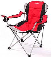 Кресло - шезлонг складное Ranger FC 750-052 RA 2212 красное