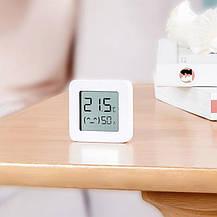 Термогігрометр Xiaomi Mi Temperature and Humidity Monitor 2 LYWSD03MMC, фото 3