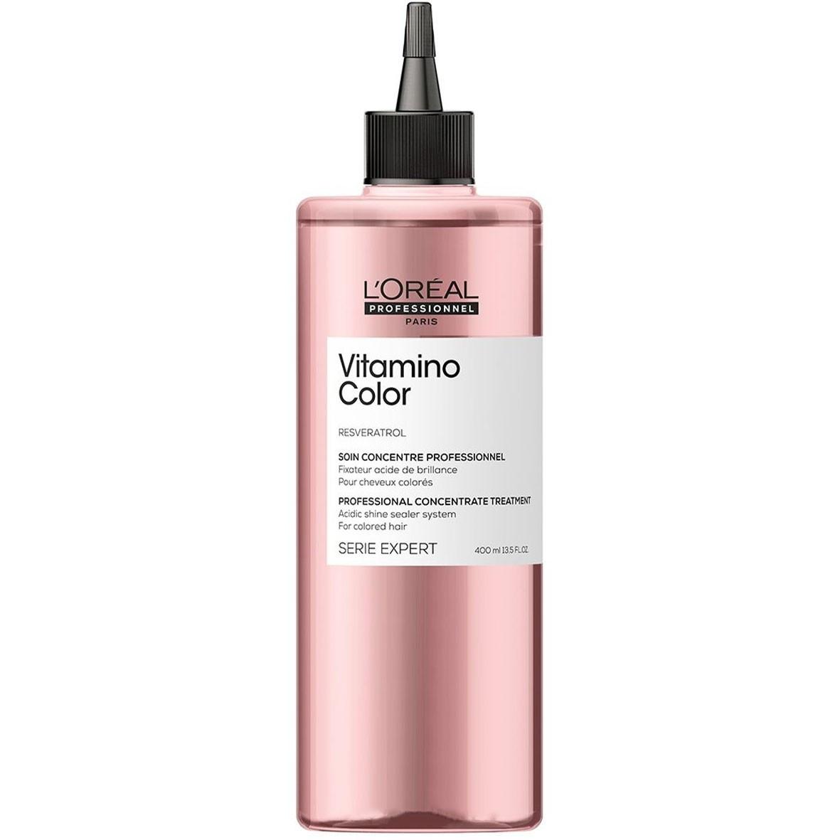 Концентрат для окрашенных волос LOreal Vitamino Color Concentrate 400 мл