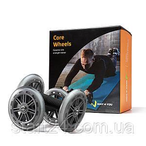 Колесо (ролик) для пресса Core Wheels w40123