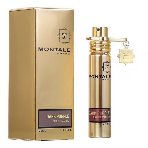 Парфумована вода Montale Dark Purple для жінок (оригінал) - edp 20 ml
