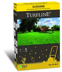 Семена газонной травы TURFLINE SUNSHINE, 1 кг — засухоустойчивый газон DLF-Trifolium