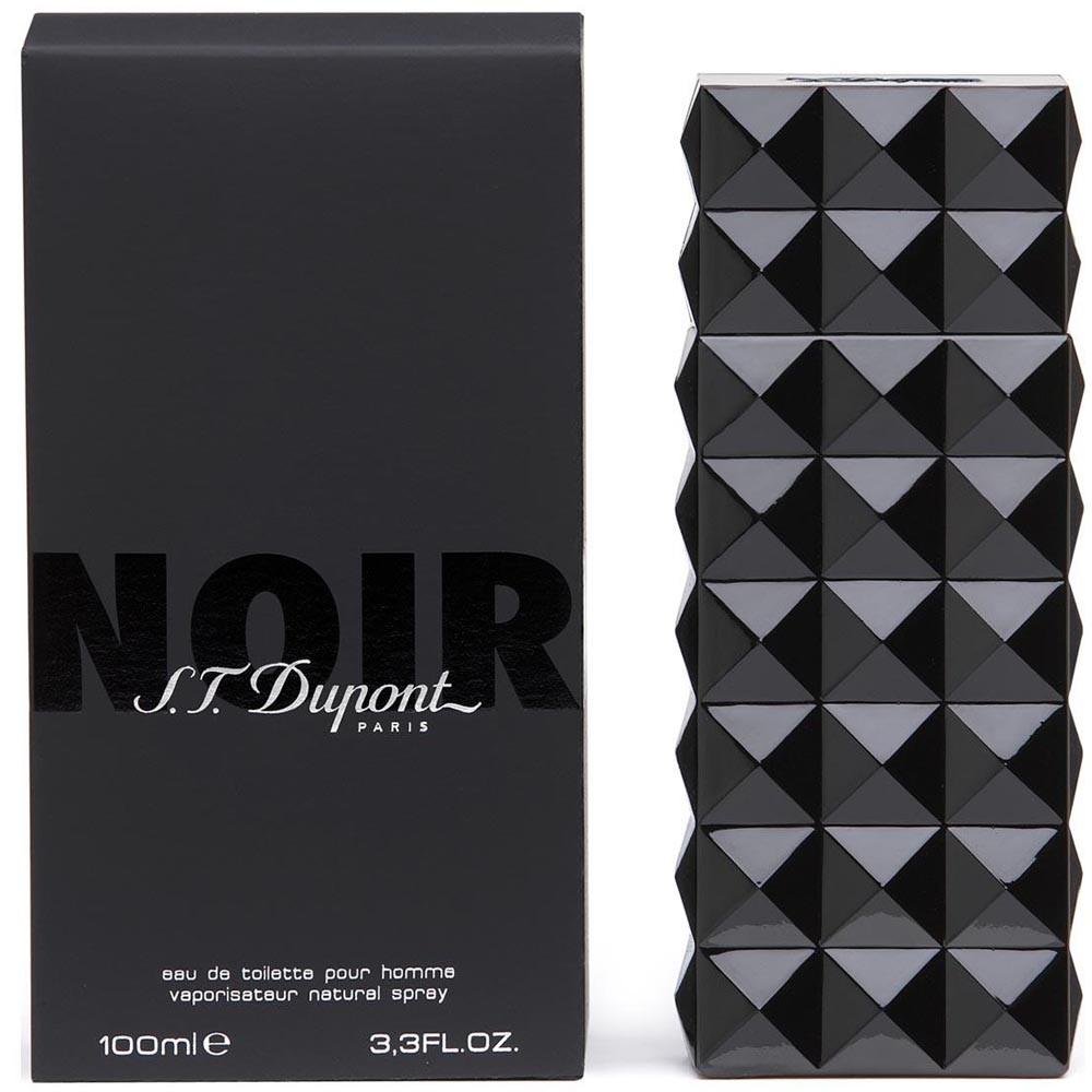 Туалетная вода S. T. Dupont Noir pour Homme для мужчин  - edt 100 ml