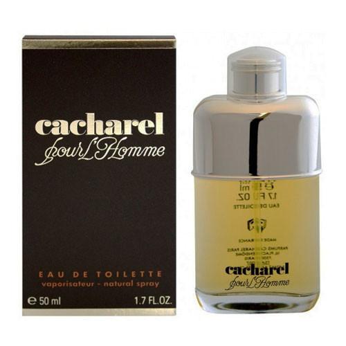 Туалетна вода Cacharel pour homme для чоловіків (оригінал) - edt 50 ml
