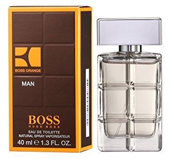 Hugo Boss Boss Orange for Men 15ml Туалетна вода для чоловіків Розпивши Оригінал