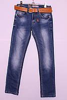 Мужские джинсы с потертостями RESALSA код.8505