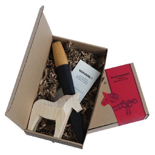 Набір Morakniv Woodcarving Kit (12670)
