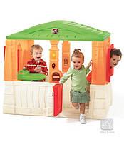 Игровой домик «Уютный коттедж» (цветной)