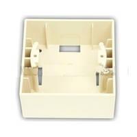 Монтажная коробка белый, крем Gunsan Visage