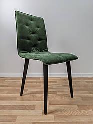 """М'який офісний стілець """"Флойд"""" зелений"""