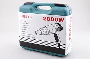 Технический фен Euro Craft HG210