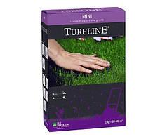 Семена газонной травы TURFLINE MINI, 1 кг — низкорослый газон DLF-Trifolium
