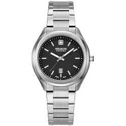 Жіночі наручні годинники кварцові круглі водостійкі 10 ATM гарантія 24 місяці Swiss Military-Hanowa