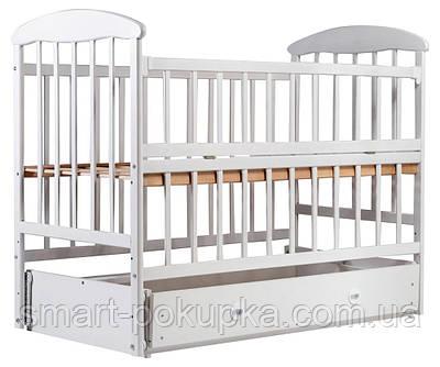 Ліжко Наталка ОБМЯО маятник і ящик, відкидний пліч вільха біла