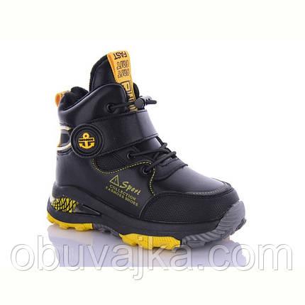 Зимняя обувь оптом Ботинки для мальчиков от фирмы EeBb (27-32), фото 2