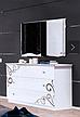 Спальня Богема (белый глянец), фото 5