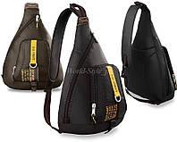 2 цвета школьный рюкзак через плече SHELLEJ