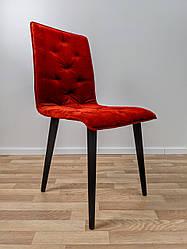 """М'який офісний стілець """"Флойд"""" червоний"""