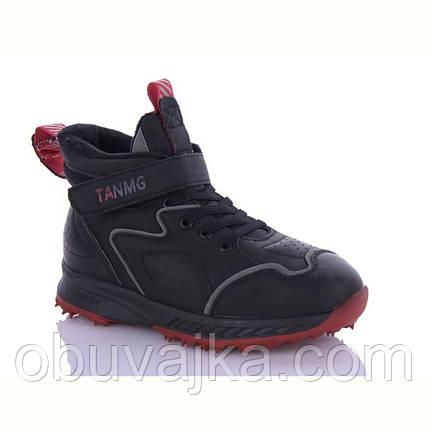 Зимове взуття оптом Черевики для хлопчиків від фірми EeBb (32-37), фото 2