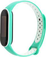 Ремешок Xiaomi Mi Band 5 mint/white Nike