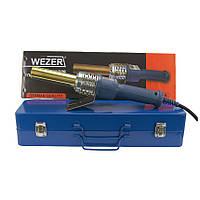 Паяльник круглый для труб Wezer CF40-B